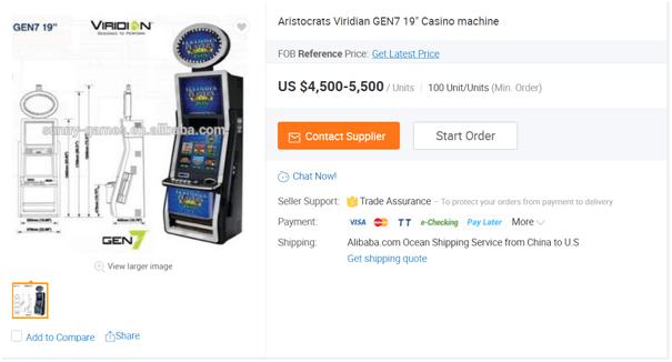 Aristocrat Viridian on sale
