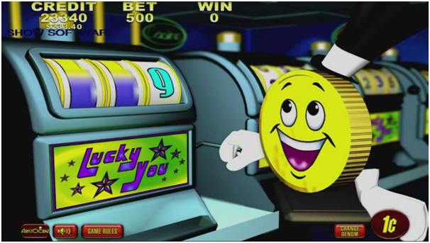 Aristocrat slot machines for sale in USA