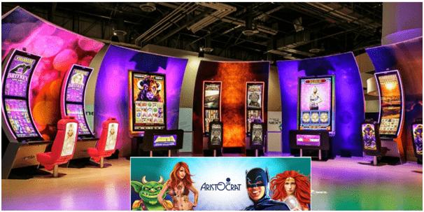 Aristocrat slot software