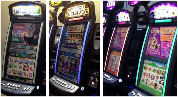 Atronic slot games