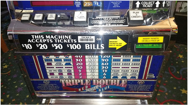 Bonus Multiplier slot machine