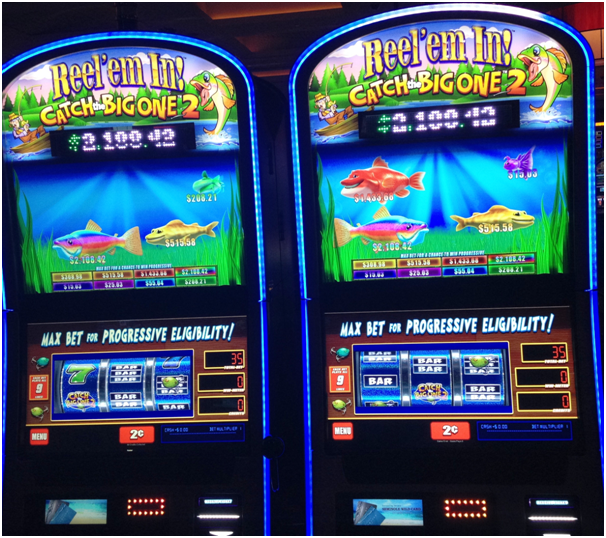 Bonus slot machines for sale