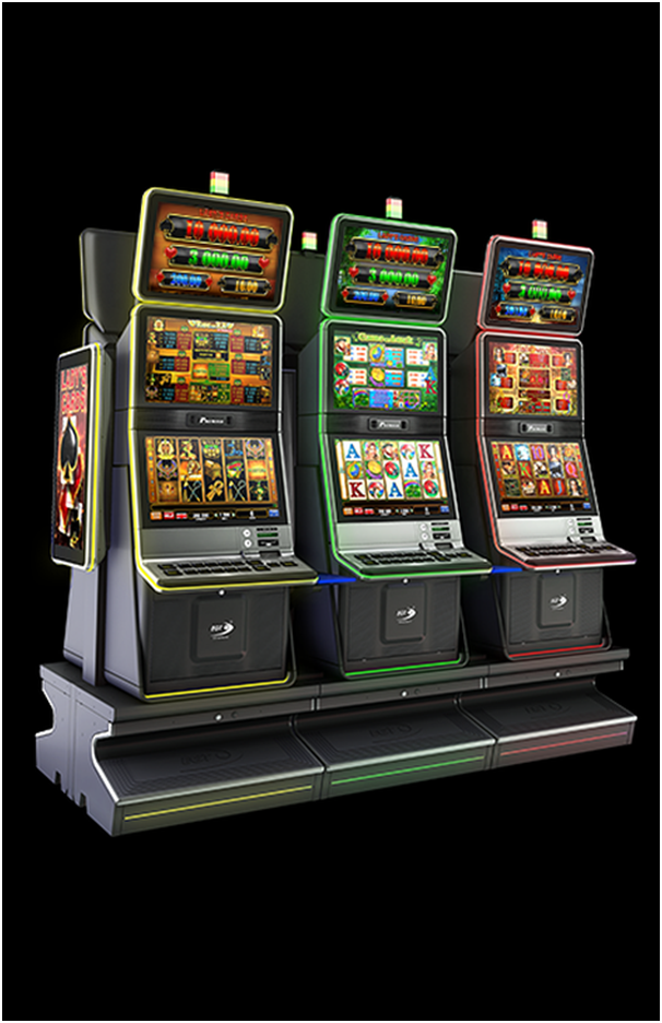 EGT slot machines on sale