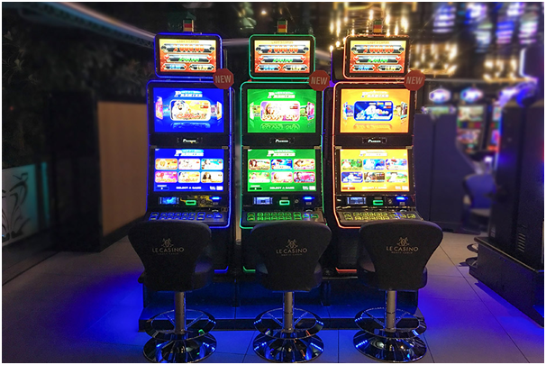EGT Slot machines for sale