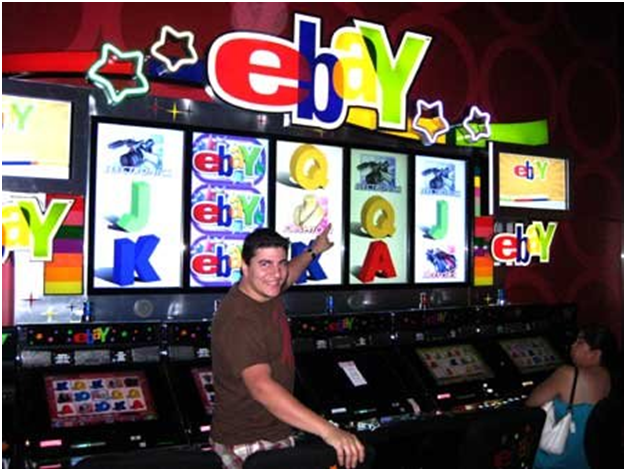 Ebay selling slot machines online