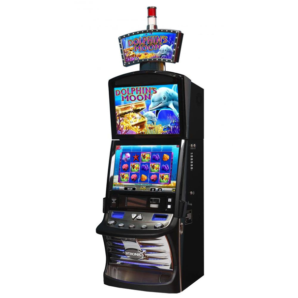 Features offered in Spielo slot machines