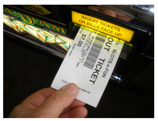 Five important accessories on sale for slot machines- Ticket InTicket Out