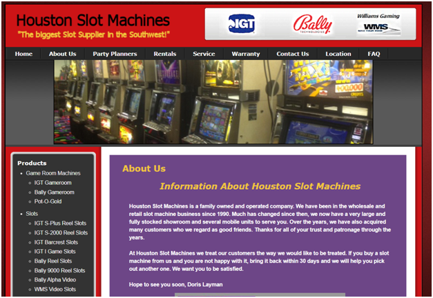 Where to buy slot machines online?