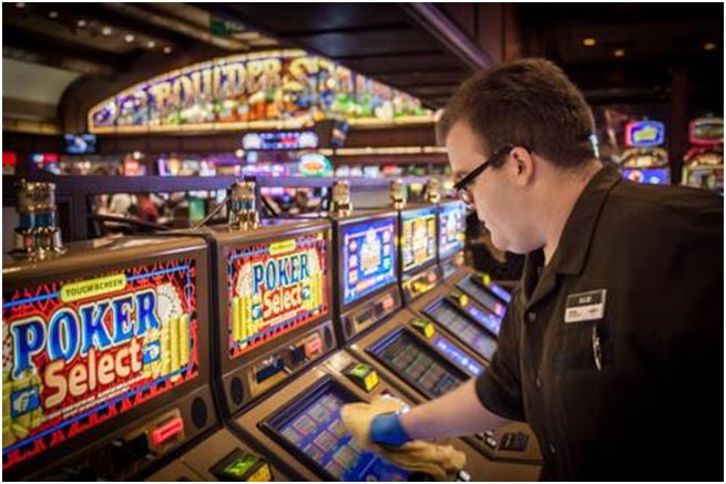 How to maintain your real slot machines after you buy it