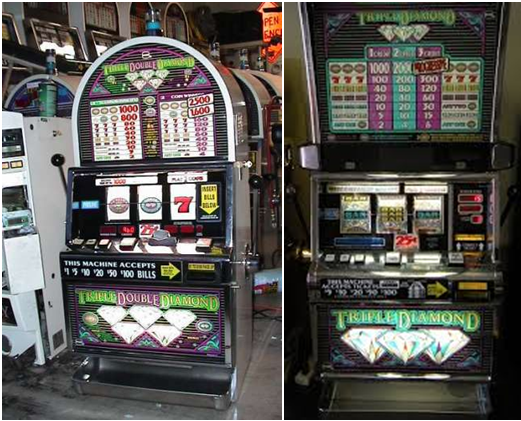 IGT Slot machines errors