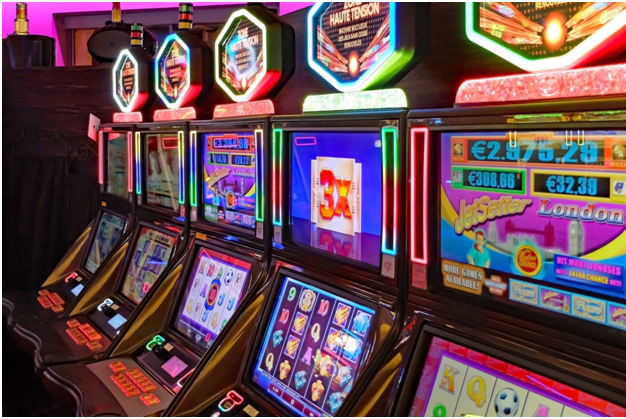 In which US states can I find real slot machines for sale