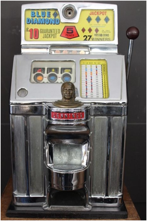 What are Jenning slot machines and where can you buy them ...