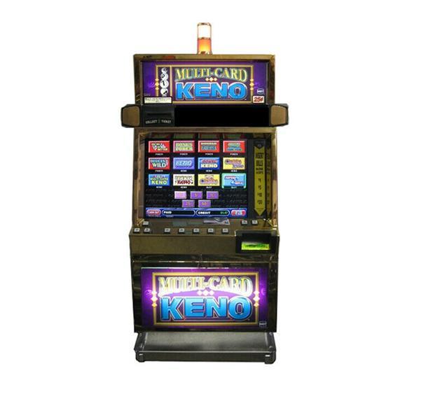 Keno machines to buy