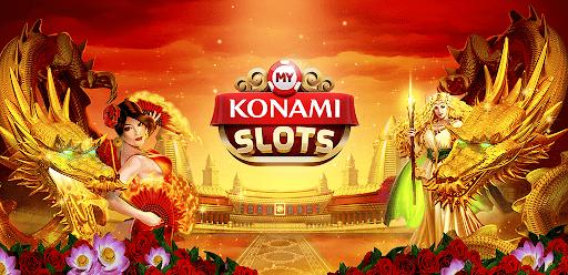 Konami slot game app