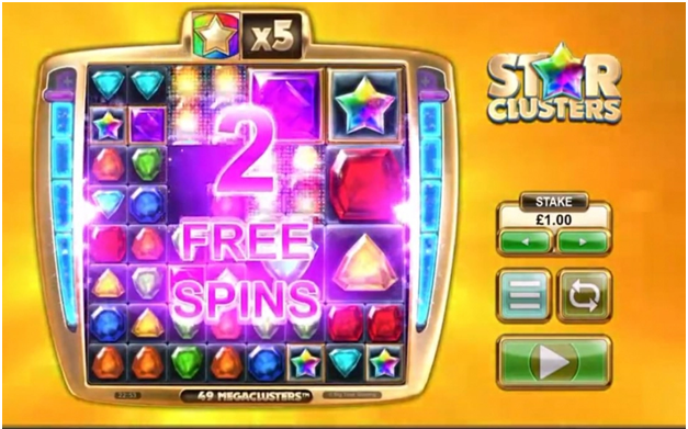 What are Mega Clusters slot machines and how they work?