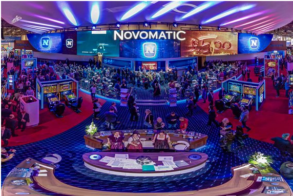 Novomatic slot machines on sale