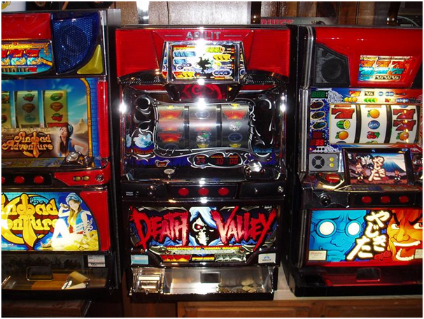 Pachislo Slot Machines