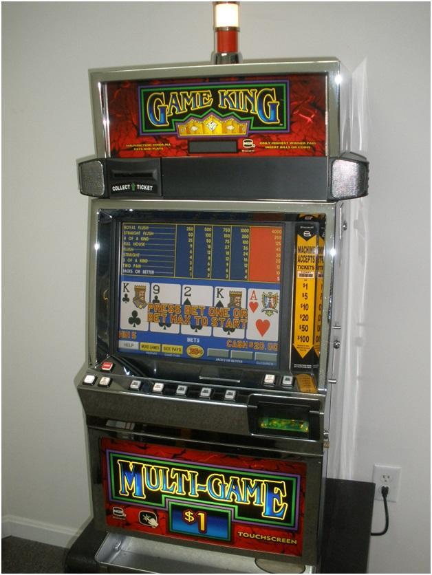Poker machines to buy