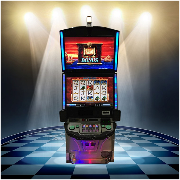 Popular Spielo slot machines on sale
