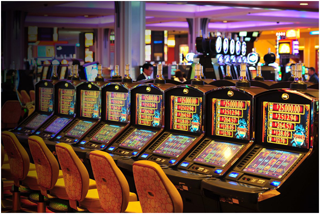 Get refurbished slot machine on sale from Casinos
