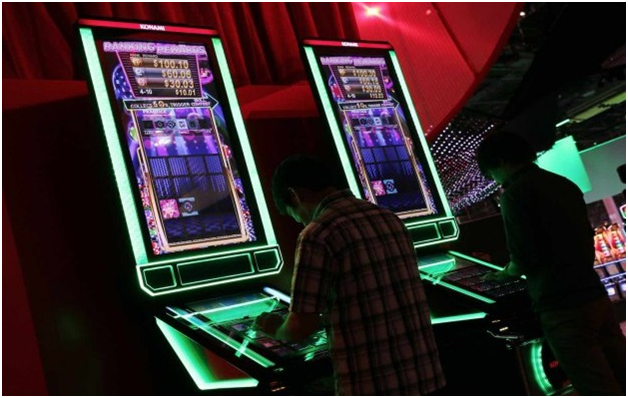 Get refurbished slot machines at local sellers