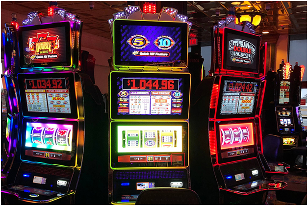 Where to get refurbished slot machines on sale in a budget?