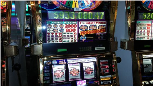 Slot machine errors and how to fix