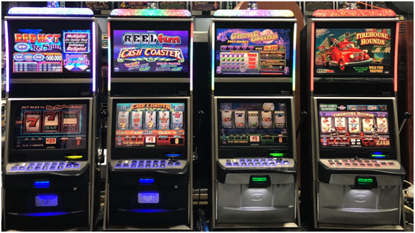 how to buy Slot machines in USA