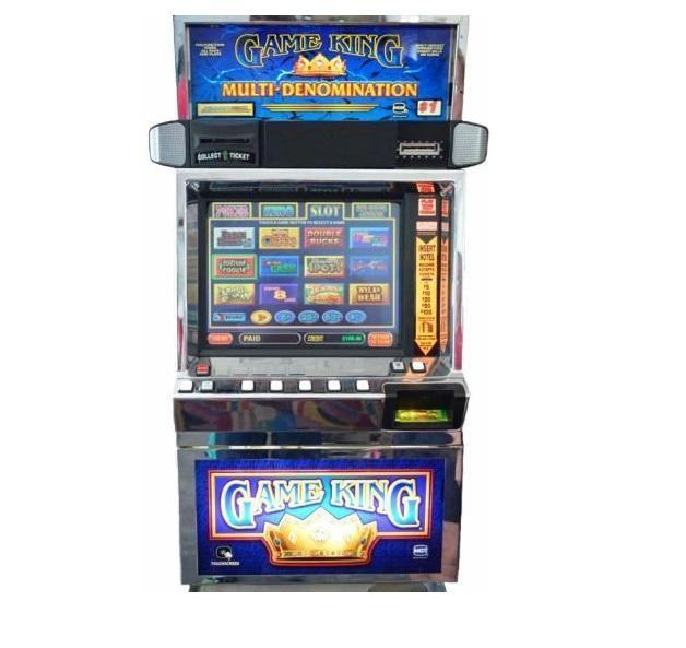 Slot machines to buy