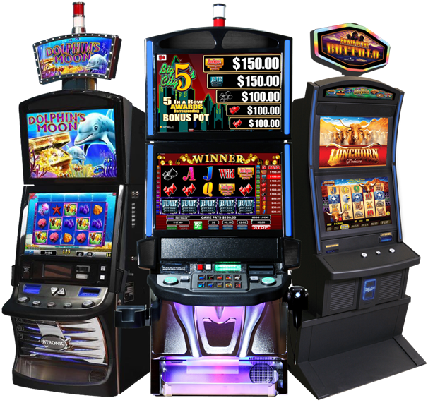 Spielo slot machines for sale