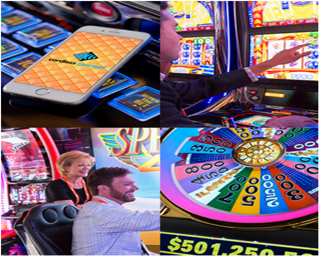 Legalities to buy refurbished slot machine on sale
