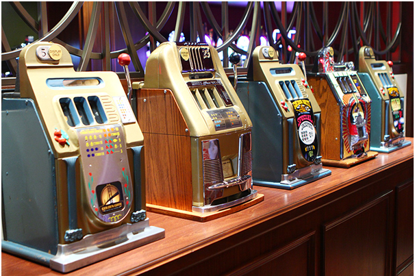 Vintage Slot Machines