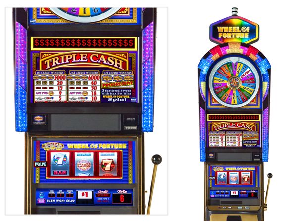 Wheel of Fortune Slot Machine-IGT