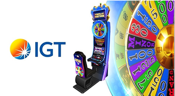 Wheel of Fortune Slot Machine IGT