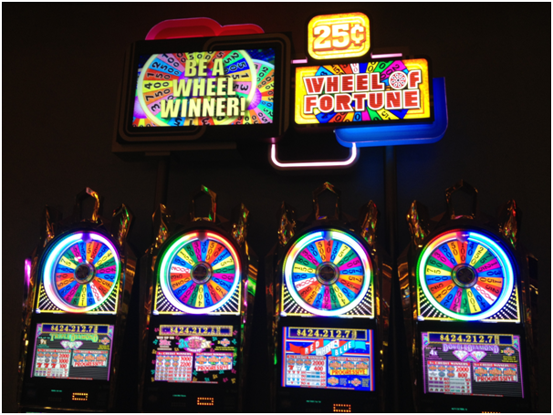 Wheel of Fortune Slot Machine Jackpots