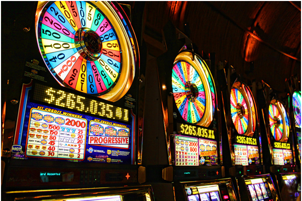 Types of Wheel of Fortune slot machines