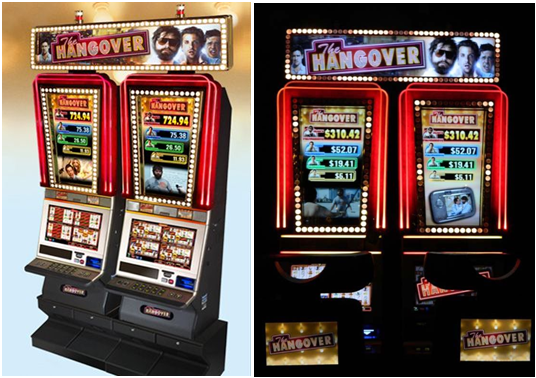 What are Hangover slot machines and where to buy them?