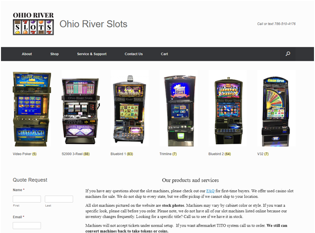 ohio river slots