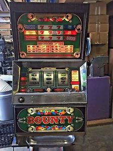 Real Money Slot Machines For Sale