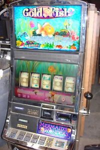 Goldfish Slot Machine For Sale