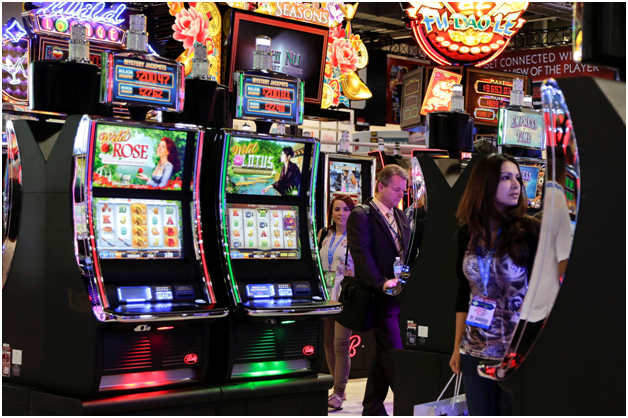 Does Las Vegas sell Slot Machines?